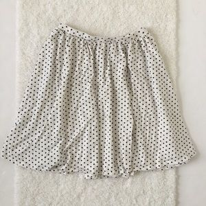 ASOS Polka Dot Skirt